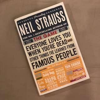 Neil Strauss book
