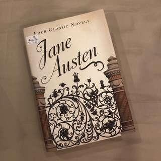 4 Jane Austen books in 1