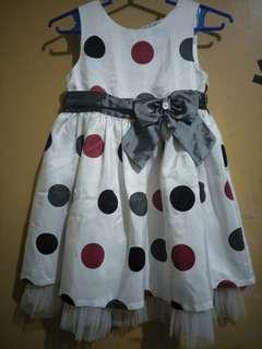Donita elegant dress for kids