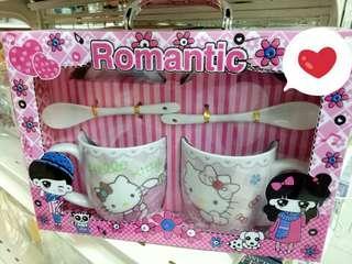 Hello Kitty Cup Box ser