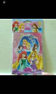 Disney Princess 公主 👸🏼貼紙簿 stickers album 附有貼紙 聖誕禮物🎁新年禮物