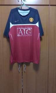 Manchester United Nike Dri-Fit Jersey