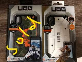 iPhone X/ Xs UAG Pathfinder case