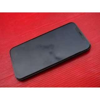 聯翔通訊 黑色 Apple iPhone X 256G 台灣保固2018/11/24 保存好機況新 ※換機優先