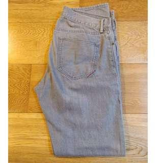 Banana Republic vintage straight jeans (size 33)