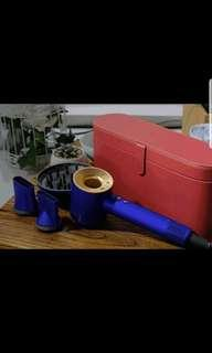 Dyson HD01 Supersonic Gold plated with Red Box Coming soon