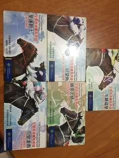 至愛香港賽馬英雄卡