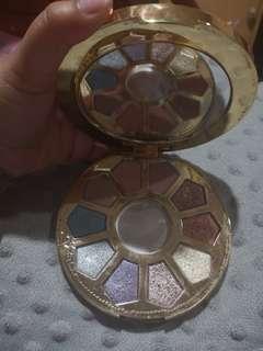 Tarte eye shadow palette authentic