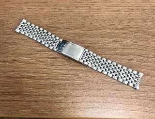 Ω OMEGA original Constellation Pie Pan stainless steel bead of rice bracelet (🚫watch not included)