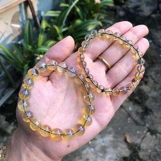 全售出💙 Dominica blue amber
