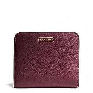 Coach small leather wallet 真皮銀包 sale $500