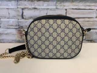 GUCCI GG Supreme Chain Bag