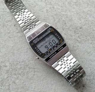 Seiko A239-5020 World Timer Alarm