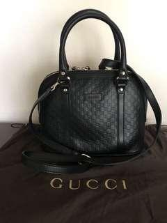 BRANDNEW Original Guccissima Mini Dome Bag