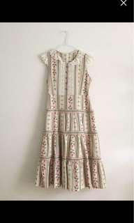 Cute vintage pilgrim dress