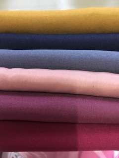 [SALE]🔥 Bawal Crepe 6 for RM15