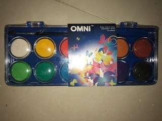 Brand New Omni water cake colour