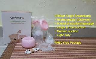 Cmbear Single Breast Pump