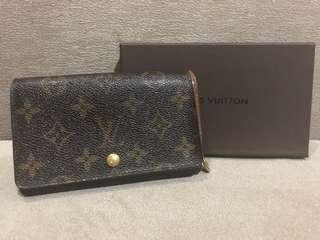 Original Louis Vuitton Wallet Monogram