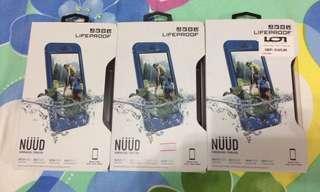 (PRE ORDER/OCT29)LIFEPROOF NÜÜD FOR iPHONE 7plus