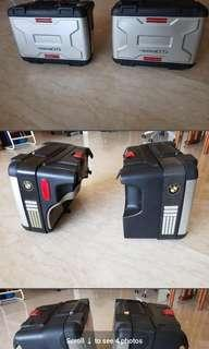 BMW GS 1200 Side Cases