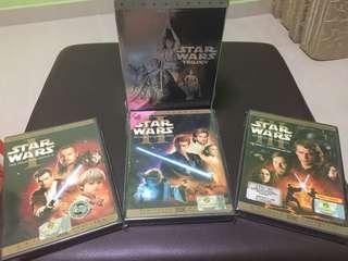Star War dvd