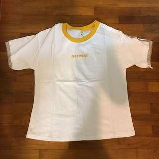"Tumblr""Normal""Fishnet shirt"