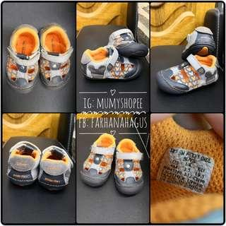Stride Rite Baby Shoes Disney Mickey Mouse Edition