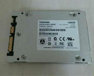 Toshiba 東芝 SSD 128G