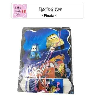 Racing Car Pinata