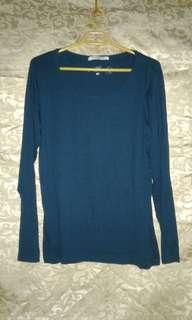 h and m longsleeve top