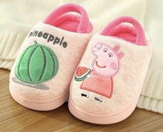 新款新款‼️ 多款Peppa Pig秋冬拖鞋