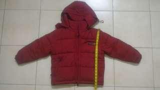 Preloved Hooded Boy's Winter Jacket