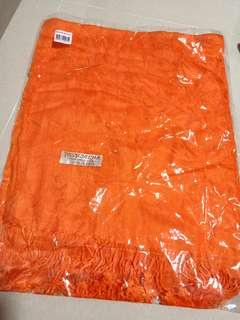 BN Bright Orange scarve