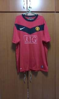 Man Utd NikeFit Jersey
