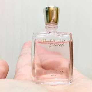 [包郵](1支)Lancome Miracle Secret 香水 L'Eau de Parfum EDP Perfume (5ml 迷你裝 mini size)