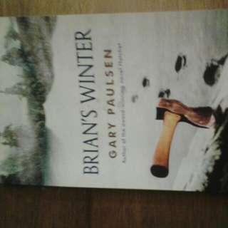 Brian's Winter By Gary Paulsen (From GEP Book List)