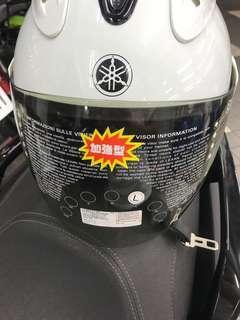 🚚 Yamaha 半罩式安全帽 size L
