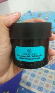 #TisGratis The Body Shop Himalayan Charcoal Mask
