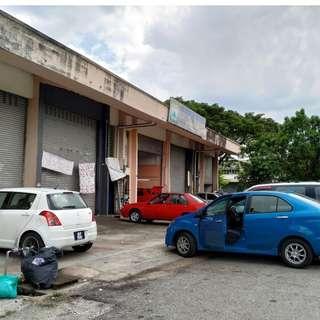 USJ1  Subang Jaya Factory Lot Light Commercial Lot