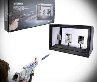 Electric Scoring Target for nerf toys..wbb...soft bullets