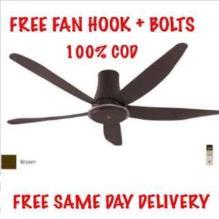 "KDK 5 blades 60"" ceiling fan"