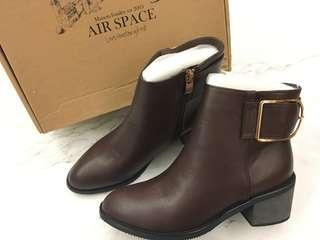 Air Space 台灣短boots