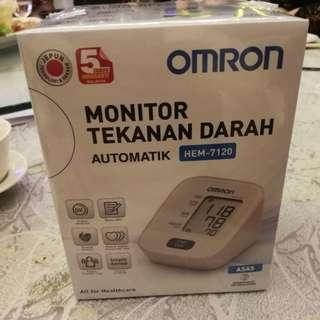 Omron automatic BP monitor HEM-7120