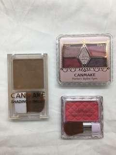 🚚 Canmake組合 含運