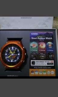 Casio Android Watch WSD-F10