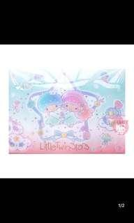 Little Twin stars ocean thēme file (A4)