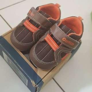 Osh Kosh baby shoes