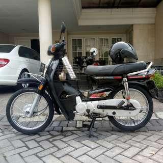 Honda astrea prima tahun 88  Barang antik istimewa