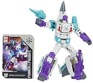 [Brand New] Transformers Power of the Primes (POTP) - Deluxe Dreadwind